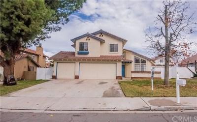 Moreno Valley Single Family Home For Sale: 25932 Railton Street