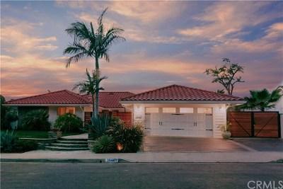 Laguna Niguel Single Family Home For Sale: 29461 Via San Sebastian