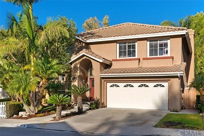 Mission Viejo Single Family Home For Sale: 31 Cantata Drive