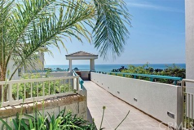 Dana Point Condo/Townhouse For Sale: 25422 Sea Bluffs Drive #305