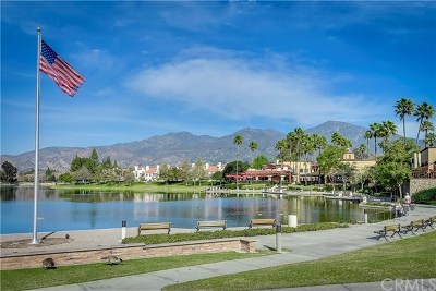 Rancho Santa Margarita Condo/Townhouse For Sale: 105 Montana Del Lago Drive
