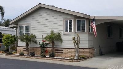 San Juan Capistrano Mobile Home For Sale: 32302 Alipaz Street