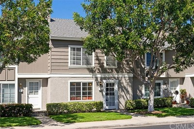 Irvine Condo/Townhouse For Sale: 24 Timber #131