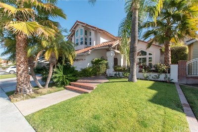 Mission Viejo Single Family Home For Sale: 22202 Wayside