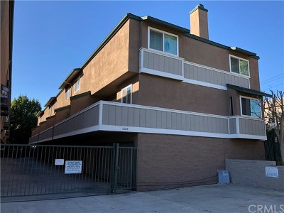 Santa Ana Condo/Townhouse For Sale: 1002 N Parton Street #E