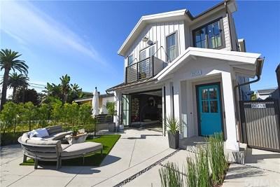 Corona Del Mar North Of Pch (Cnhw) Condo/Townhouse For Sale: 603 Marguerite Avenue