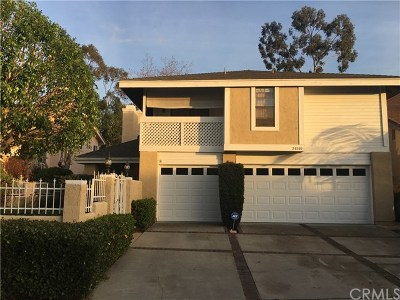 Orange County Single Family Home For Sale: 24846 Elena Drive