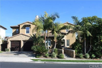 San Clemente Single Family Home For Sale: 38 Via Divertirse