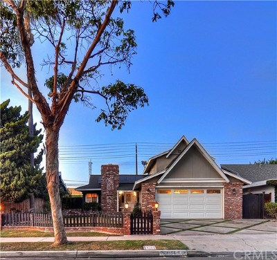 Costa Mesa Single Family Home For Sale: 1356 Garlingford Street