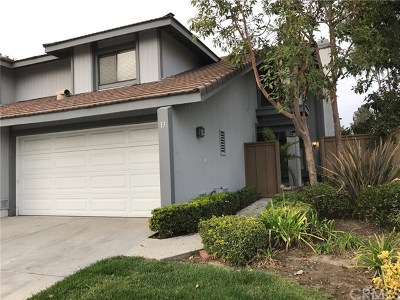 Laguna Hills Single Family Home For Sale: 13 Heather Hill Lane