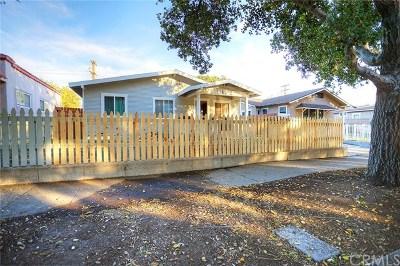 Santa Ana Single Family Home For Sale: 725 S Oak Street