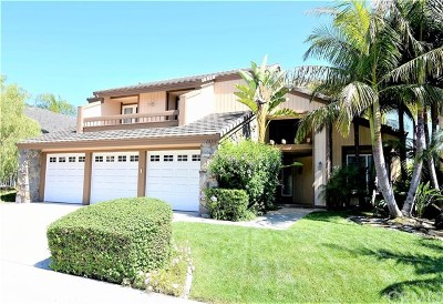 Mission Viejo CA Single Family Home For Sale: $979,900