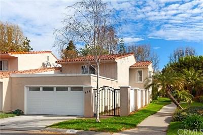 Bluffs Park Homes (Bnpk) Condo/Townhouse For Sale: 436 Vista Roma