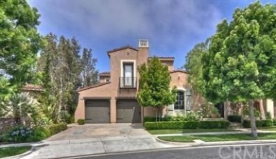 Irvine CA Single Family Home For Sale: $2,400,000