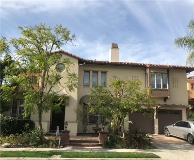 Mission Viejo Single Family Home Active Under Contract: 22881 Driftstone