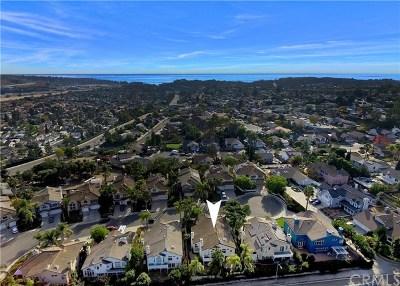 Dana Point Single Family Home For Sale: 25481 Evans Pointe