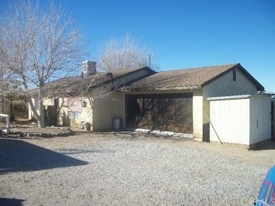Lucerne Valley Single Family Home For Sale: 32776 Emerald Road