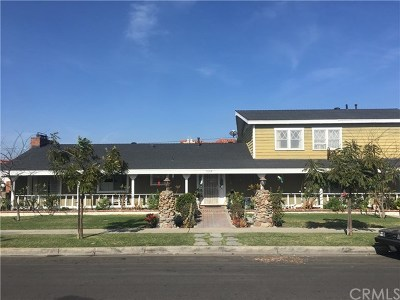 Anaheim Single Family Home For Sale: 3159 W Lanerose Drive