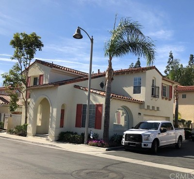Aliso Viejo Single Family Home For Sale: 63 Colony Way