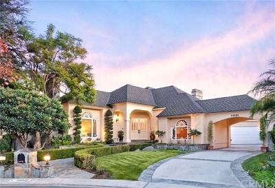 Laguna Hills Single Family Home For Sale: 25532 Lone Pine Circle