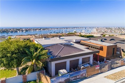Corona Del Mar Single Family Home For Sale: 2001 Tahuna