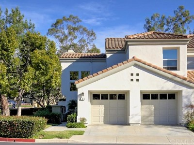 Rancho Santa Margarita Condo/Townhouse For Sale: 2 Calle Del Norte