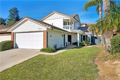 Yorba Linda Single Family Home For Sale: 3923 Ravenswood Drive