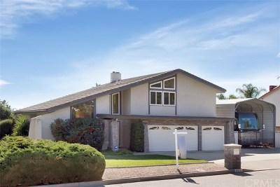 Rancho Cucamonga Single Family Home For Sale: 8173 Whirlaway Street