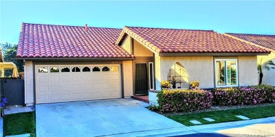 Mission Viejo Single Family Home For Sale: 28175 Zurburan