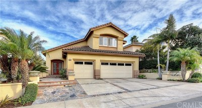 Irvine Single Family Home Active Under Contract: 38 Ascension