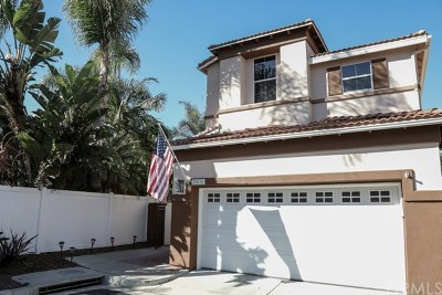 San Juan Capistrano Condo/Townhouse For Sale: 28038 Via De Costa