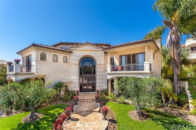Laguna Niguel Single Family Home Active Under Contract: 51 Asilomar Road