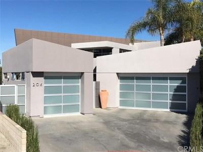 San Clemente Single Family Home For Sale: 206 Calle Conchita