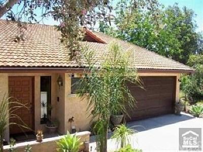 Fallbrook Single Family Home For Sale: 1340 Farrand Road