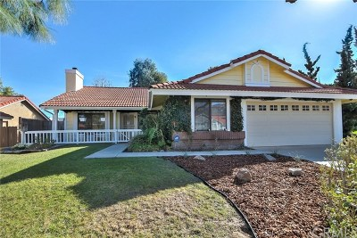 Temecula Single Family Home For Sale: 45626 Masters Drive
