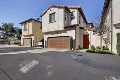 Fountain Valley Single Family Home For Sale: 17583 Amaranth Place