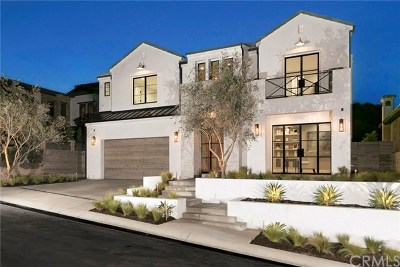Corona Del Mar Single Family Home For Sale: 620 Seaward Road
