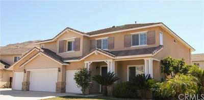 Riverside Single Family Home For Sale: 2992 Aleppo Court