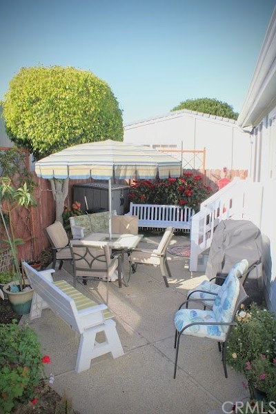 Newport Beach Mobile Home For Sale: 90 Yorktown