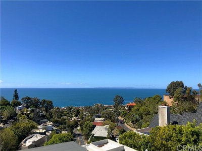 Laguna Beach Single Family Home For Sale: 1171 Summit Place