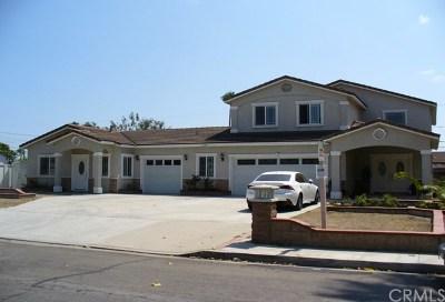 Garden Grove Single Family Home For Sale: 10182 Crosby Avenue