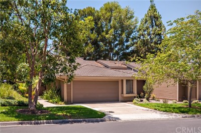 Irvine Single Family Home For Sale: 30 Morning View
