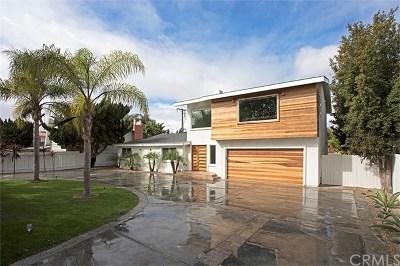 Upper Newport Bay (Ubnb) Single Family Home For Sale: 1729 Irvine Avenue