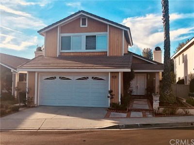 Irvine Single Family Home For Sale: 19 Buttonwood
