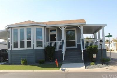 Riverside Mobile Home For Sale: 4000 Pierce Street