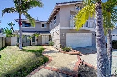 Seal Beach Single Family Home For Sale: 3941 Sunflower Street