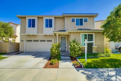 Fountain Valley Single Family Home For Sale: 17952 Point Reyes Street