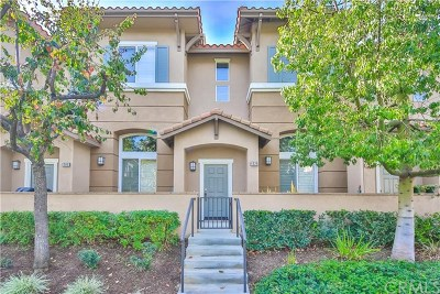 Fullerton Condo/Townhouse For Sale: 1274 Olson Drive