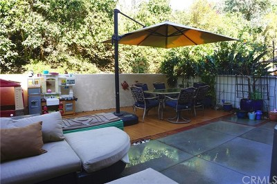 Laguna Niguel Condo/Townhouse For Sale: 111 Chandon
