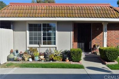 Aliso Viejo Single Family Home For Sale: 23432 Via San Martine